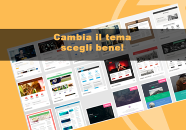 come cambiare tema wordpress in due minuti