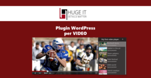 huge it plugin wordpress per video