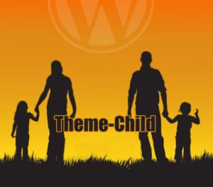 come creare un theme-child wordpress