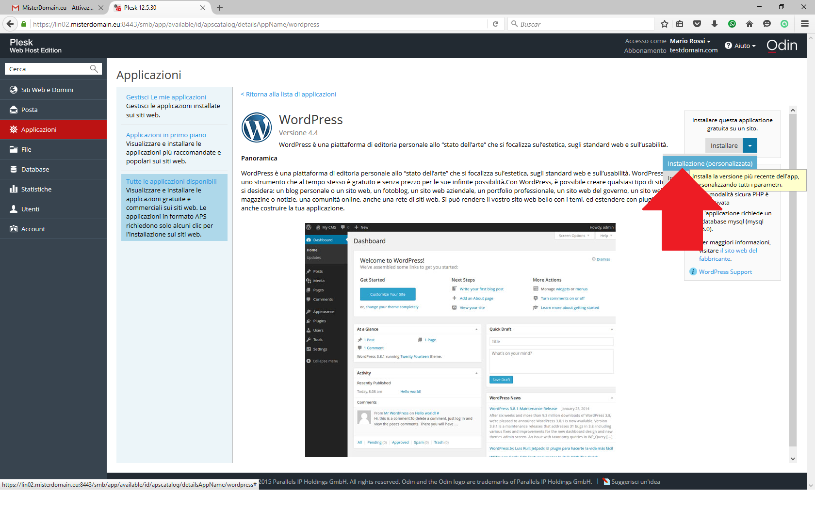 installare-wordpress-da-plesk5