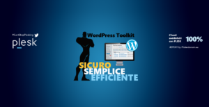usare plesk wordpress toolkit