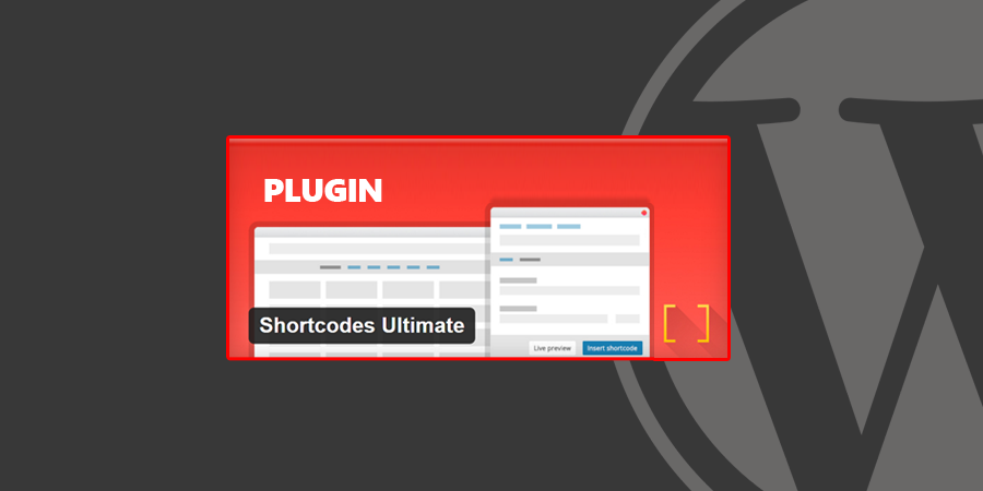 Shortcodes Ultimate — WordPress Plugin