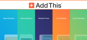 addthis share wordpress plugin per i social