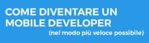 Come diventare un mobile developer